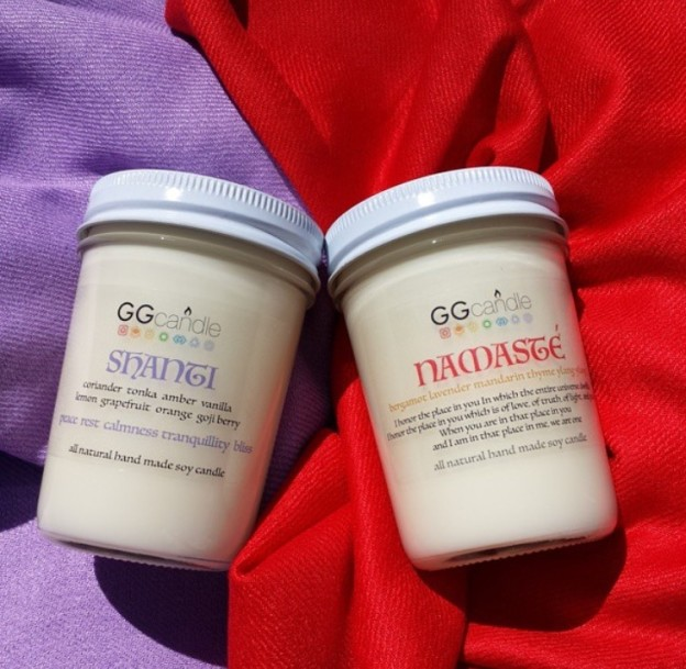 gg candles chakra energy candles