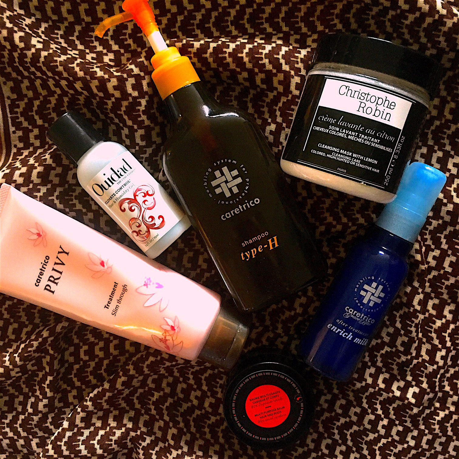 products for curly hair care
