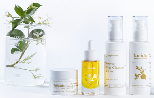 Lavido Antiaging Facial Skincare