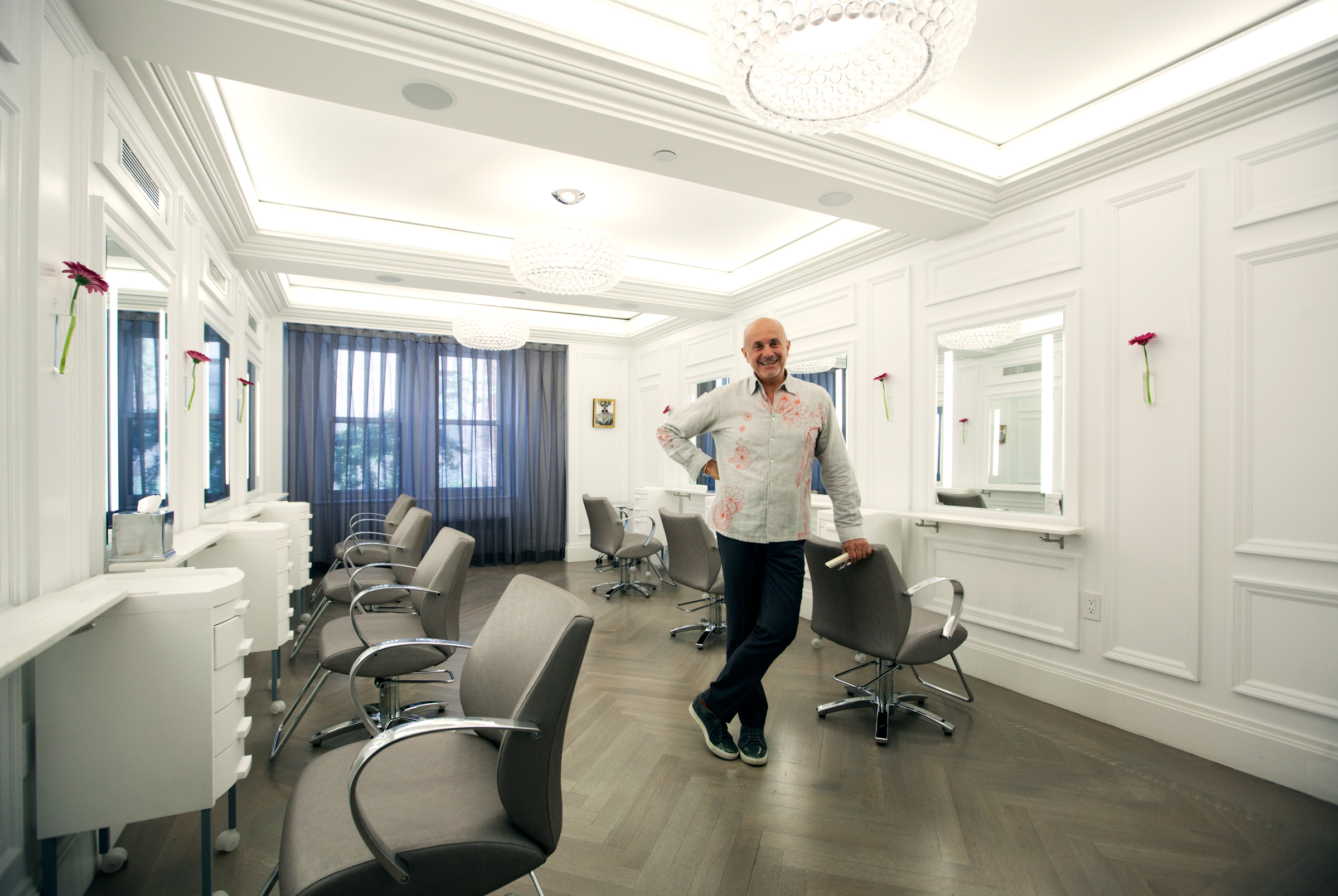 Yves Durif Salon Carlyle Hotel